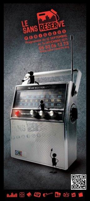 SR-PROG2011-03-02.indd 1 29/07/11 13:36 - Le Sans Réserve