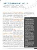 2 0 0 9 /1 fókuszban ip-telefónia modernebbek lettünk ... - Synergon - Page 7