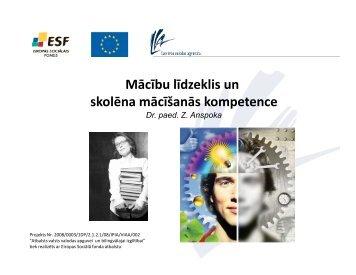 Mācību līdzeklis un skolēna mācīšanās kompetence - bilingvals.lv
