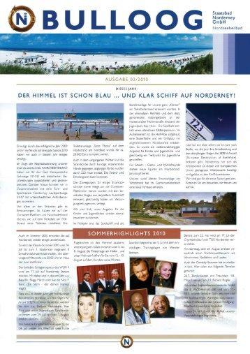 Bulloog - 02/2010 - Chronik der Insel Norderney