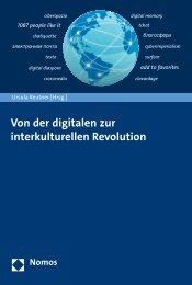 Von der digitalen zur interkulturellen Revolution - Nomos