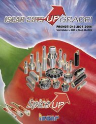 35% OFF list price - Iscar Ltd.