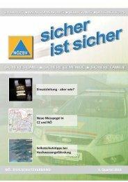 sicher ist sicher 2012 Nr 1 (pdf) - Niederösterreichischer ...
