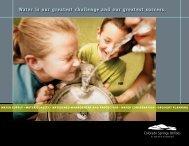 Water Service Brochure - Colorado Springs Utilities