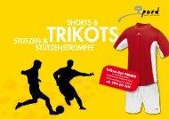 Aktion-Flyer Trikot-Set PRIMO - Swiss Sportsystem