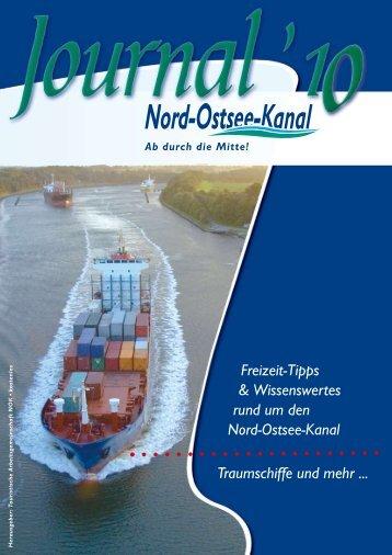 o stsee - kanal n o rd - o stsee - am Nord-Ostsee-Kanal!