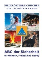 Vorwort - Niederösterreichischer Zivilschutzverband