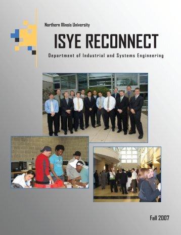 ISYE RECONNECT - Northern Illinois University