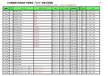 7月18日ご発表の方へ(PDF)