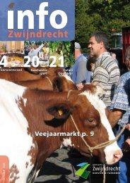 Veejaarmarkt p. 9 - Gemeente Zwijndrecht