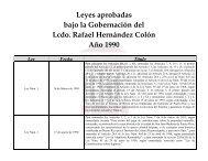 Ley Num - Rafaelhernandezcolon.org