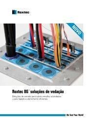Roxtec BG™ Product News
