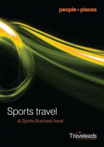 PDF 2011 sports travel brochure - TIA UK