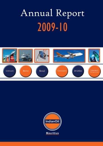 2009 - 2010 - IndianOil (Mauritius)