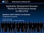 Application Development Success Stories for ... - neodbug
