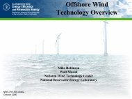 Offshore Wind Technology Overview (Presentation) - NREL