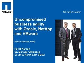 NetApp Solutions for SAP Test & Dev - HrOUG