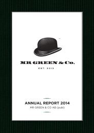 MrGreen-Co-AB-Annual-Report-2014
