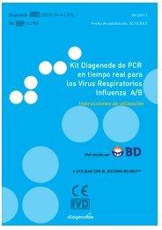Kit Diagenode de PCR en tiempo real para los Virus Respiratorios ...