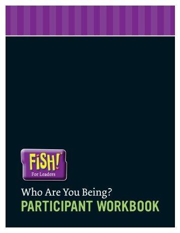 ParticiPant Workbook