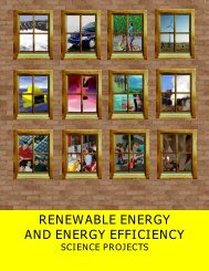 Renewable Energy Science Projects - NREL