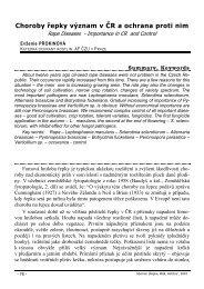 12-prokinova_choroby_repky_vyznam_v_cr_a ... - Konference, Agro
