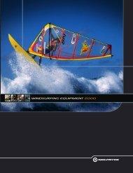 windsurfing equipment 2000 - Neil Pryde