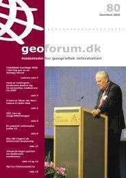 80 geoforum.dk - GeoForum Danmark