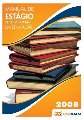 Manual de Estágio Curricular Supervisionado em ... - Unisuam