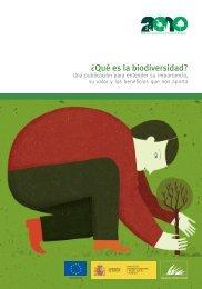 ¿Qué es la biodiversidad? - Fundación Biodiversidad