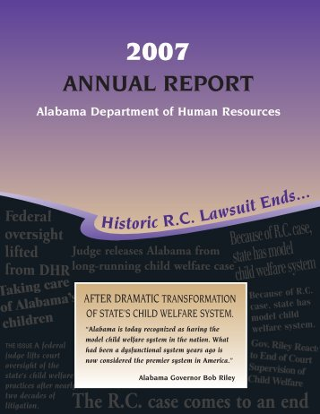 inside pages - Alabama Department of Human Resources