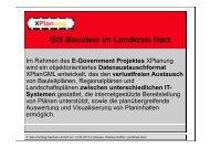 g - netzwerk   GIS Sachsen-Anhalt