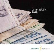 Lønstatistik 2012 (pdf) - Pharmadanmark