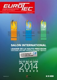 Issue 5/2013 (October) of the European magazine dedicated to high ...