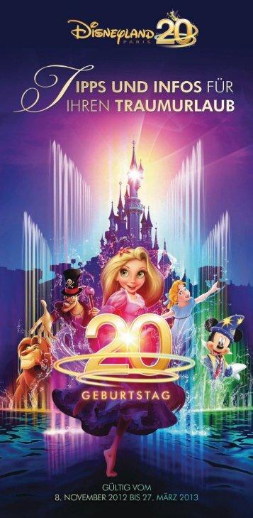 Disney Magic on Parade! - Disneyland® Paris