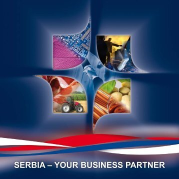 Brochure Serbia - your business partner 5,61MB