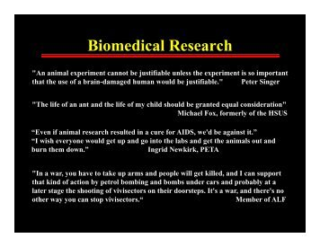 Biomedical Research - Michigan State University