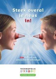 Steek overal je neus in! - Technopolis