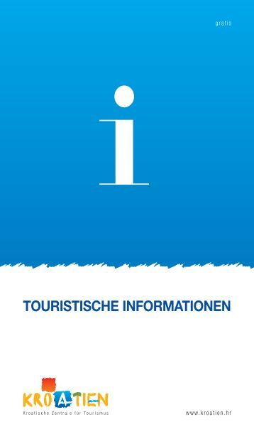 TOURISTISCHE INFORMATIONEN - Nostromo