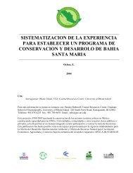 sistematizacion de la experiencia para establecer un programa de ...