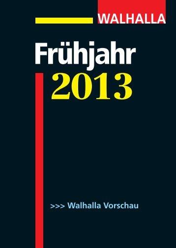 Download (PDF) - Walhalla Fachverlag