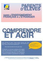 PARENTS D'ÉLÈVES - Fapee.com