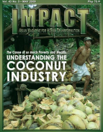 Php 70.00 Vol. 43 No. 5 • MAY 2009 - IMPACT Magazine Online!