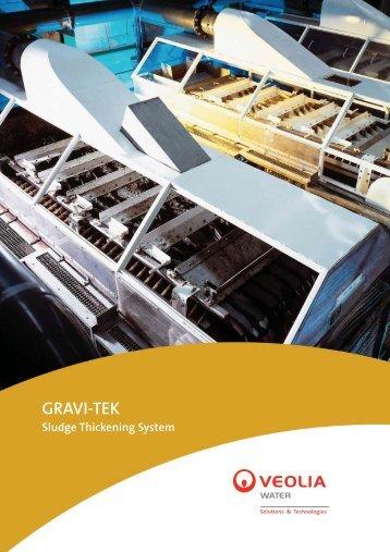 GRAVI-TEK - Veolia Water Solutions & Technologies