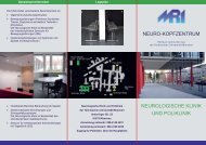 Neuro-Kopfzentrum Flyer.indd