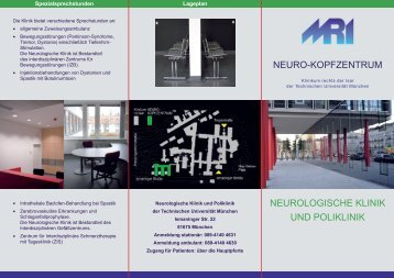 Neuro-Kopfzentrum Flyer.indd