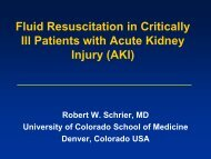 Fluid Resuscitation in Critically Ill Patients with Acute ... - CRRT Online