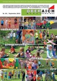September 2012 - Marktgemeinde Oberaich