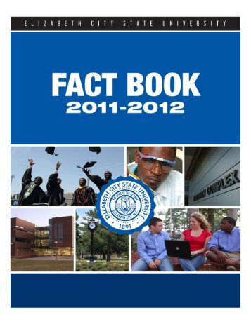 Fact Book 2011-2012 - Elizabeth City State University