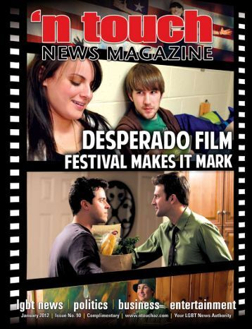 'N Touch News Magazine Issue #90, January 2012